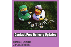 Contact Free Delivery Updates